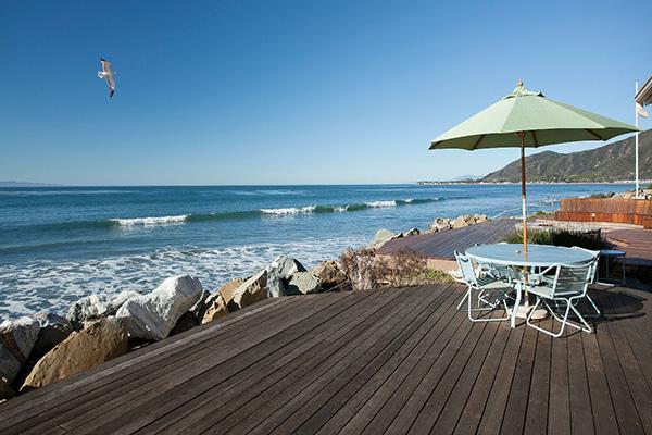 2940 Solimar Beach Drive, a beachfront home along the Rincon