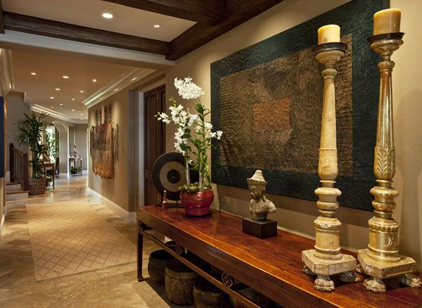 1453 Bonnymede hallway