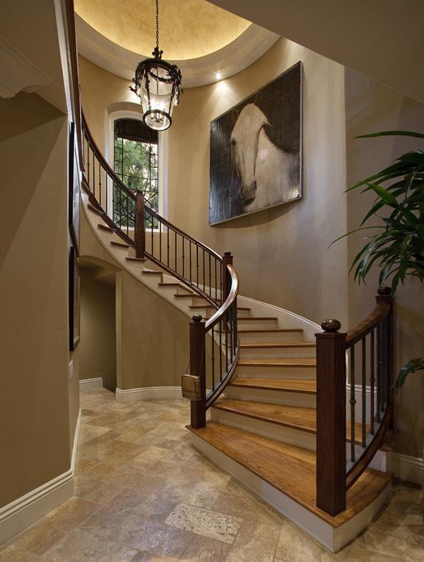 1453 Bonnymede staircase