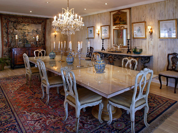 1787 Fernald Point Lane dining room