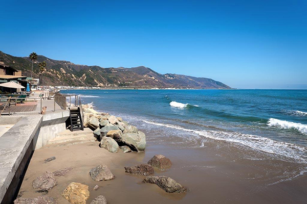 New Beachfront Escrow Along the Rincon: 3798 PCH