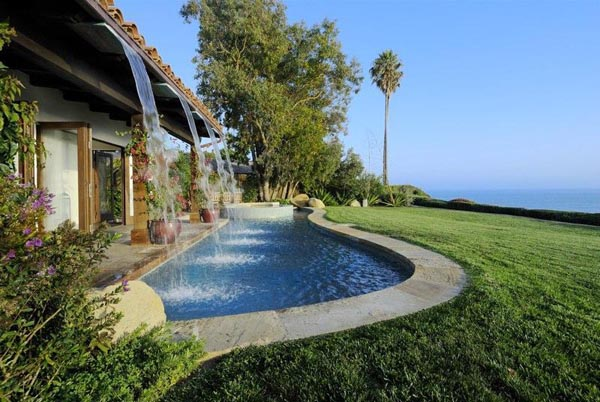 Pacific Coast Highway Drive >> New Santa Barbara Oceanfront Listing: 3349 Cliff Drive