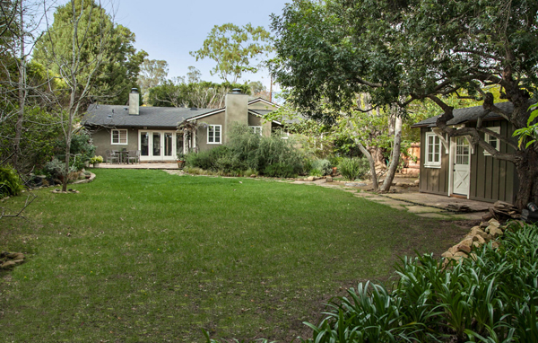 1143 Hill Road, a Montecito beach house