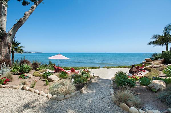 3284 Beach Club Road, a beachfront home off Padaro Lane