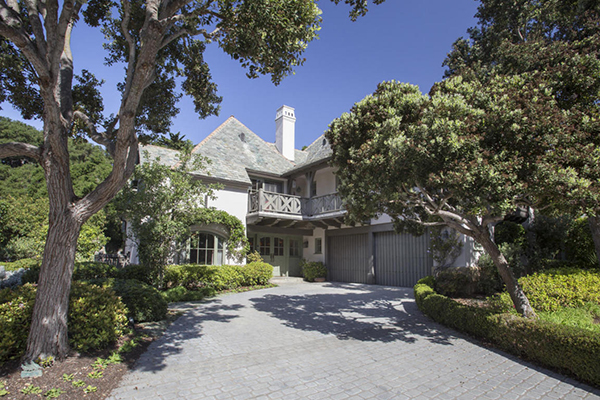 36 Hammond Drive, a home in Montecito Sea Meadow