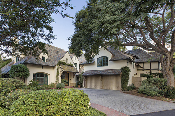 1464 Bonnymede Drive, a home in Montecito Sea Meadow