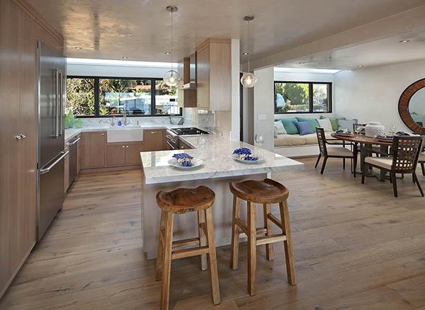 3447 Padaro Lane kitchen