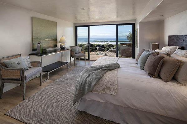 3447 Padaro Lane master bedroom