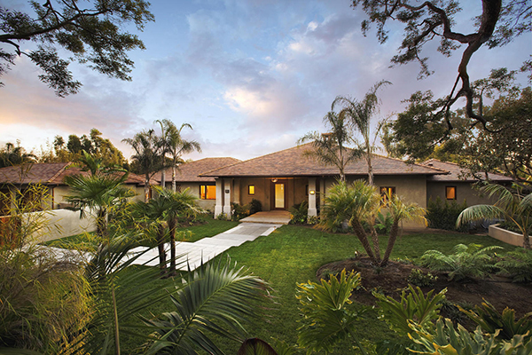 1127 Hill Road, a Montecito beach house