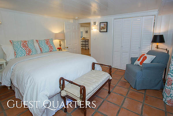 21_3551 Padaro Lane guest quarters bedroom 2