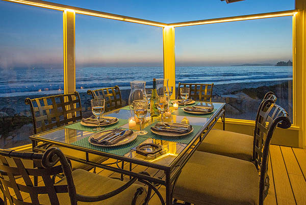 24_3551 Padaro Lane sunset dining 2
