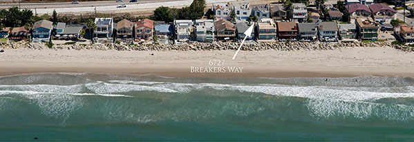 03_Aerial of 6727 Breakers Way