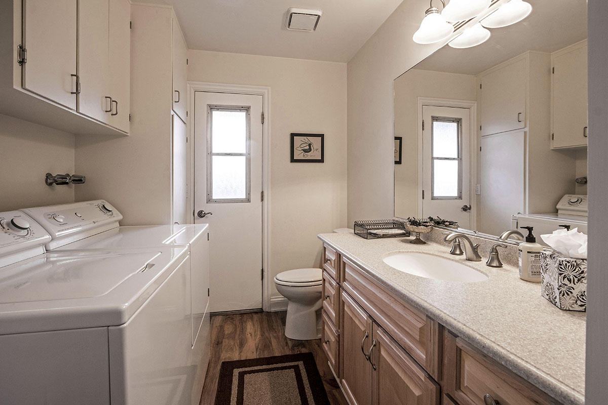 25_3319 Padaro Lane laundry room and half bath