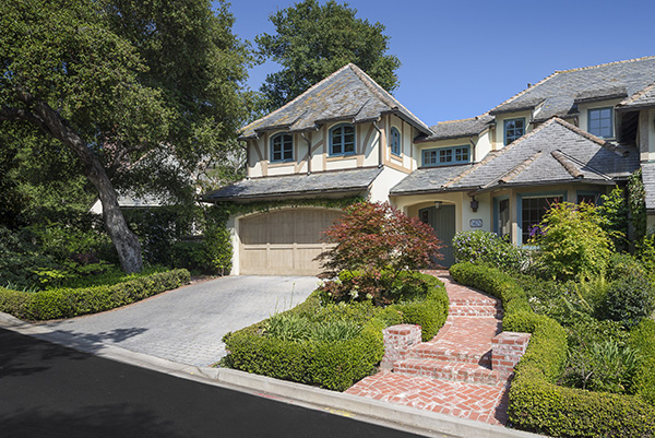New back on the market in montecito sea meadow 1475 for New house santa barbara